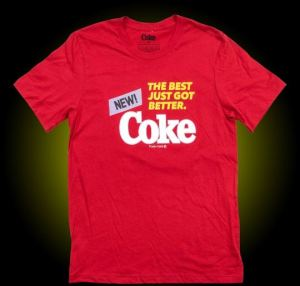 Enter to win a FREE Coke Tshirt! – Penny Puss