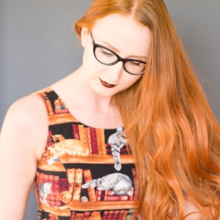 Becoming a redhead with oVertone color (vegan/cruelty free)