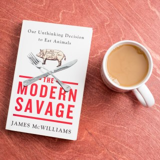 The Modern Savage and Why Humane Meat is a Contradiction
