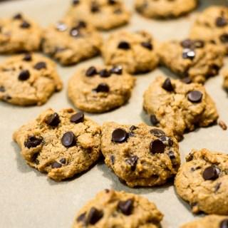 Baking Adventures: Chocolate Chip Cookies, Three Ways