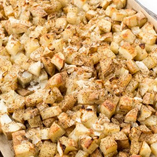 Baked Oil-free Home Fries