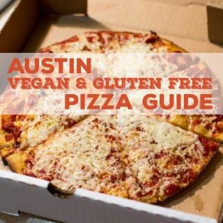 Austin Vegan & Gluten Free Pizza Guide