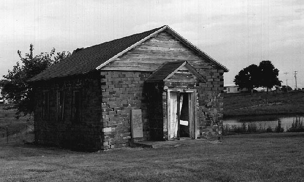 Church before renovation