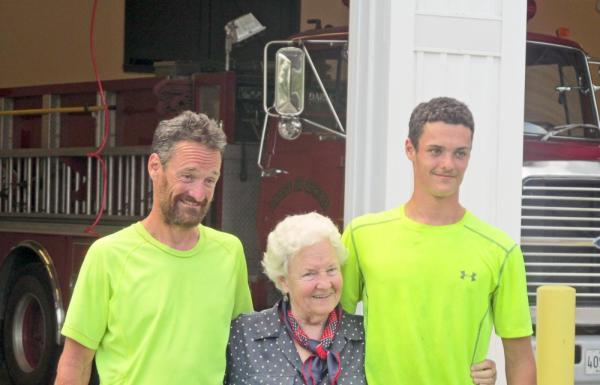 Family reunion | Photo | Penobscot Bay Press