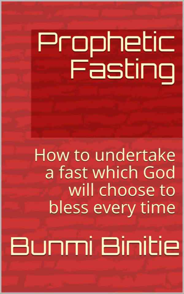 Prophetic Fasting