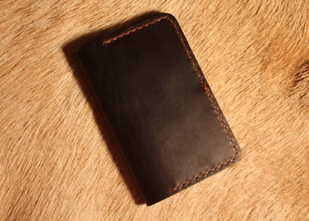 Card Slot Field Notes Cover 1