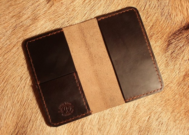 Card Slot Field Notes Cover 2