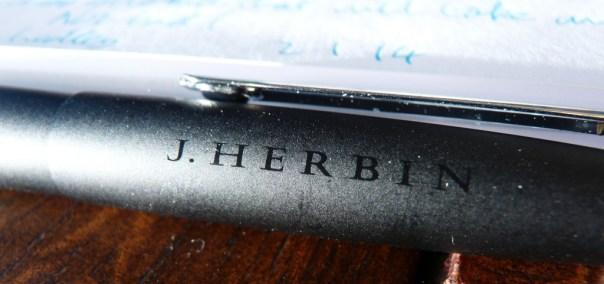 J Herbin Rollerball logo