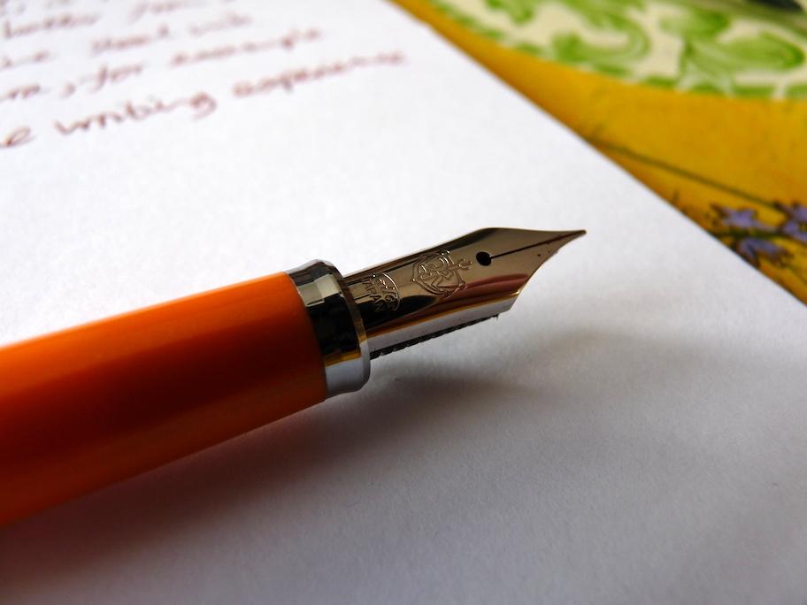 Sailor Reglus fountain pen nib