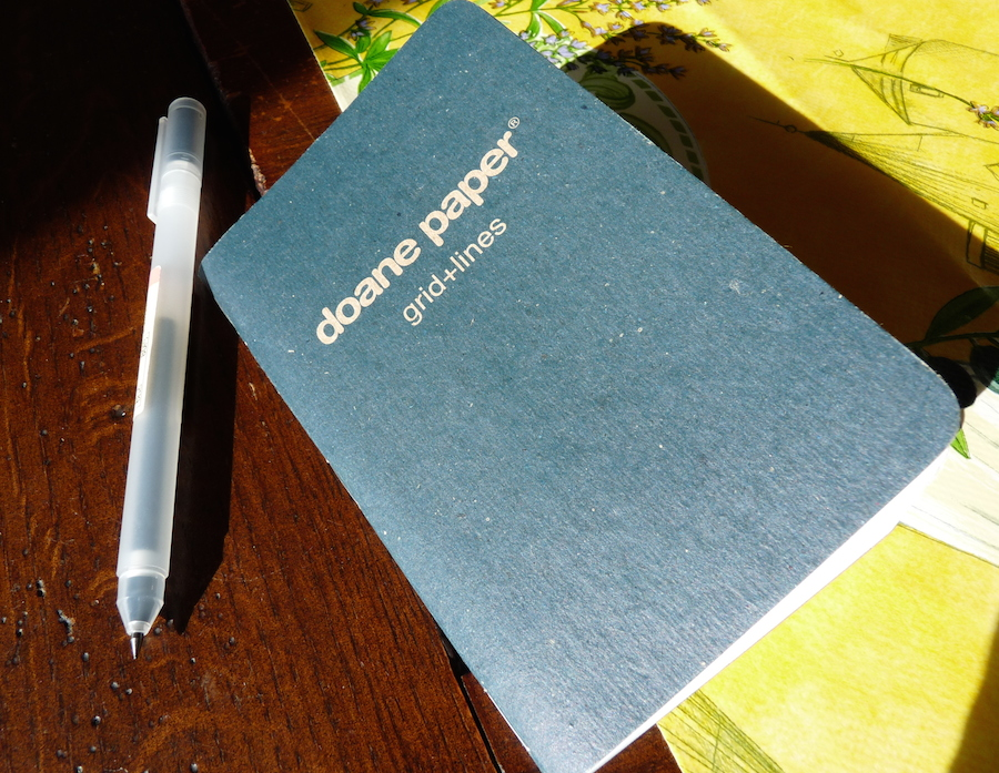 Doane Paper Grid Lines notebook review