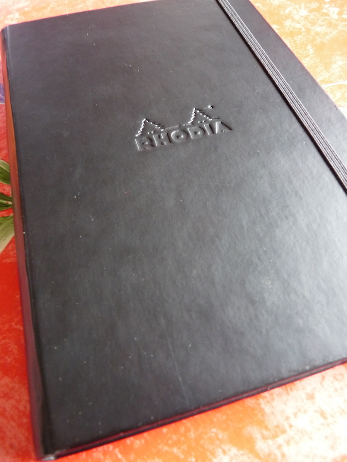 Rhodia Webnotebook cover