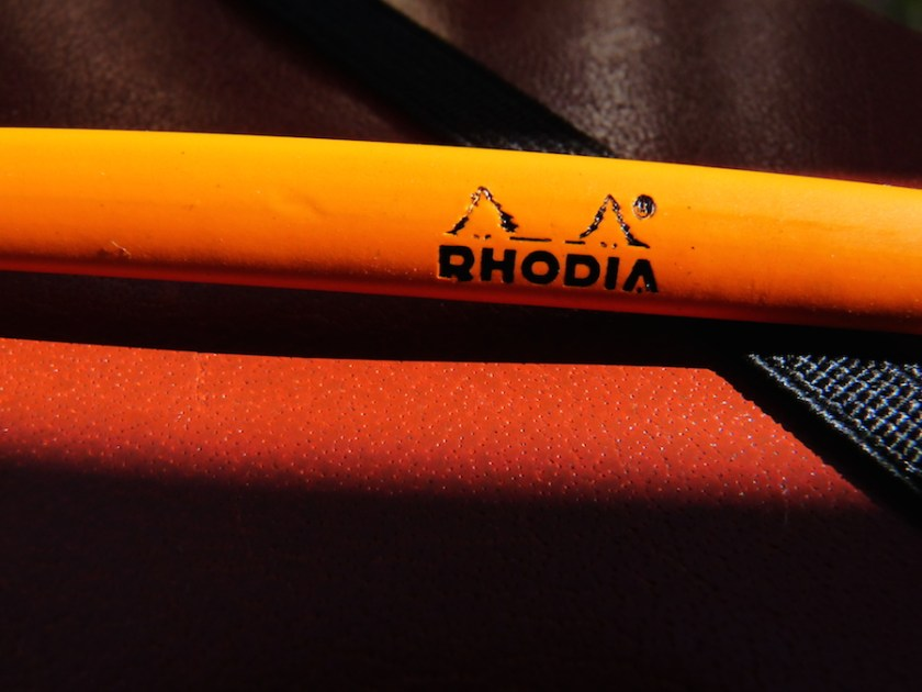 Rhodia pencil logo