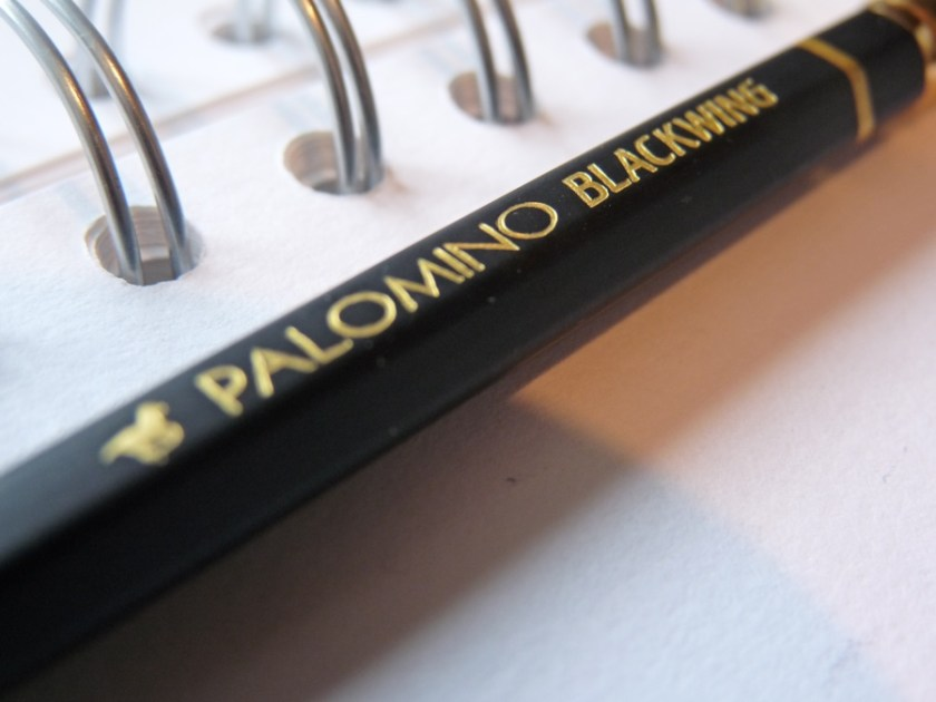 Palomino Blackwing pencil logo