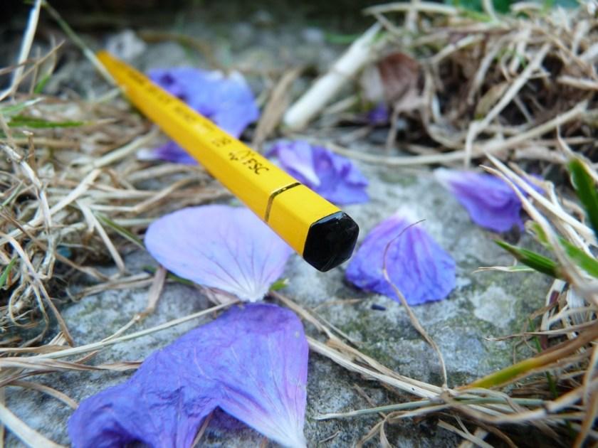 Caran d'Ache Technograph 777 pencil blunt end