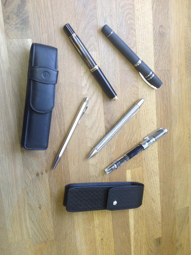 Ross Pens & Cases