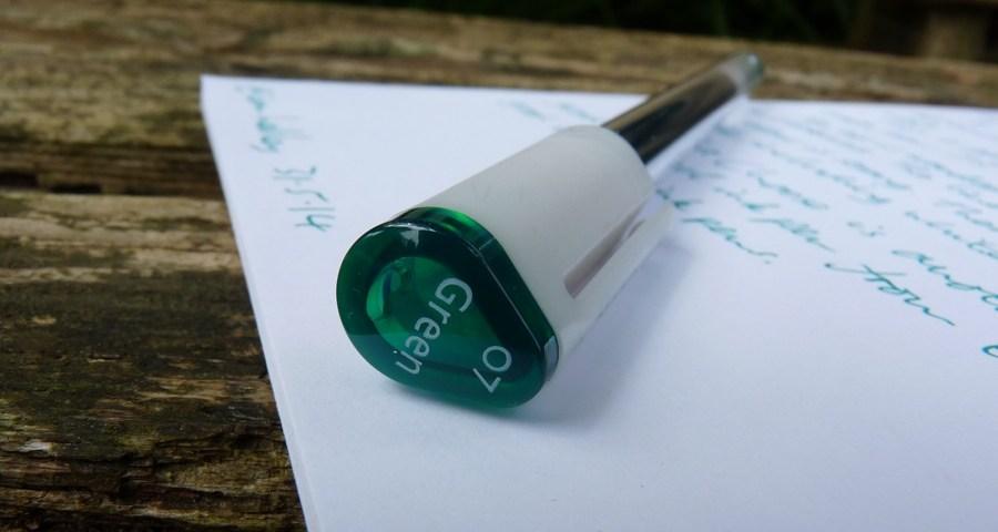Pilot Choose gel ink pen review