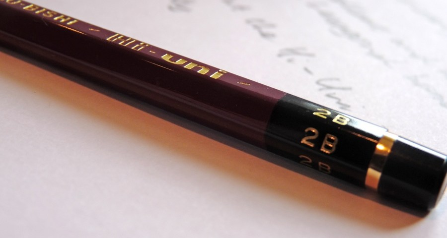 Mitsubishi Hi-Uni pencil review