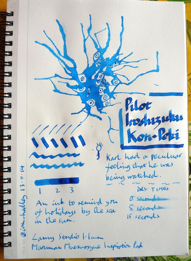 https://i1.wp.com/penpaperpencil.net/wp-content/uploads/2014/09/Pilot-Iroshizuku-Kon-Peki-Inkling-doodle.jpg?resize=659%2C900