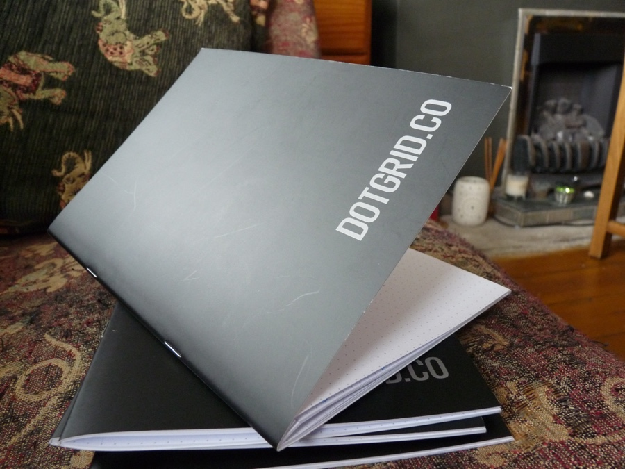 Dotgrid co notebook review
