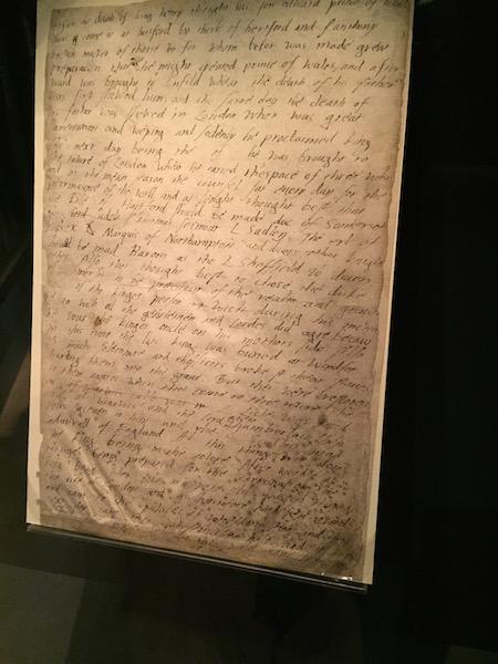 Edward VI's homework