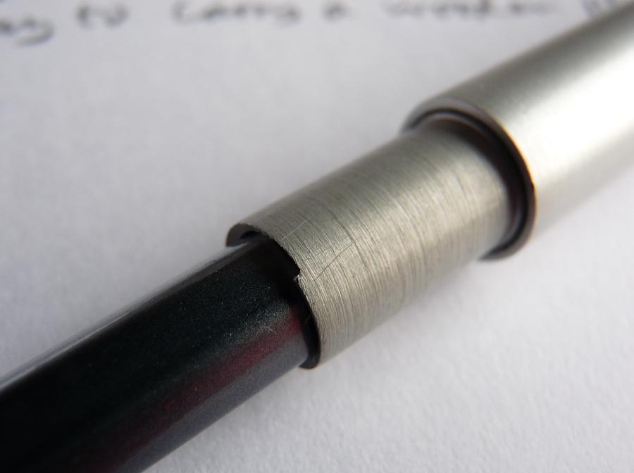 Bullet Pencil TT not right bit