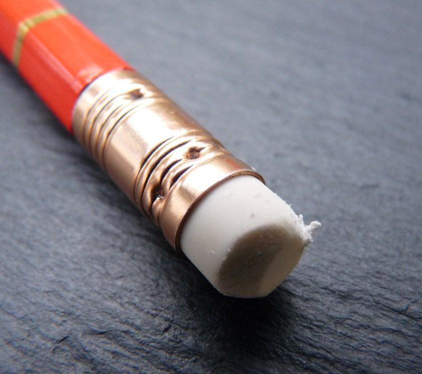 Palomino HB pencil eraser