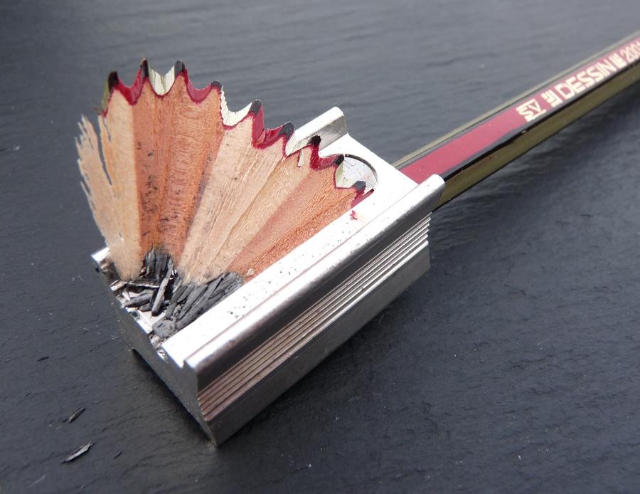 Faber-Castell Dessin 2001 sharpening