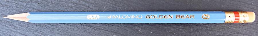 Palomino Golder Bear full length