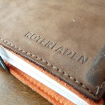 Roterfaden Taschenbegleiter Organiser and Notebook Cover Review