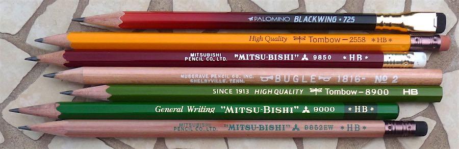 Week of pencils the best