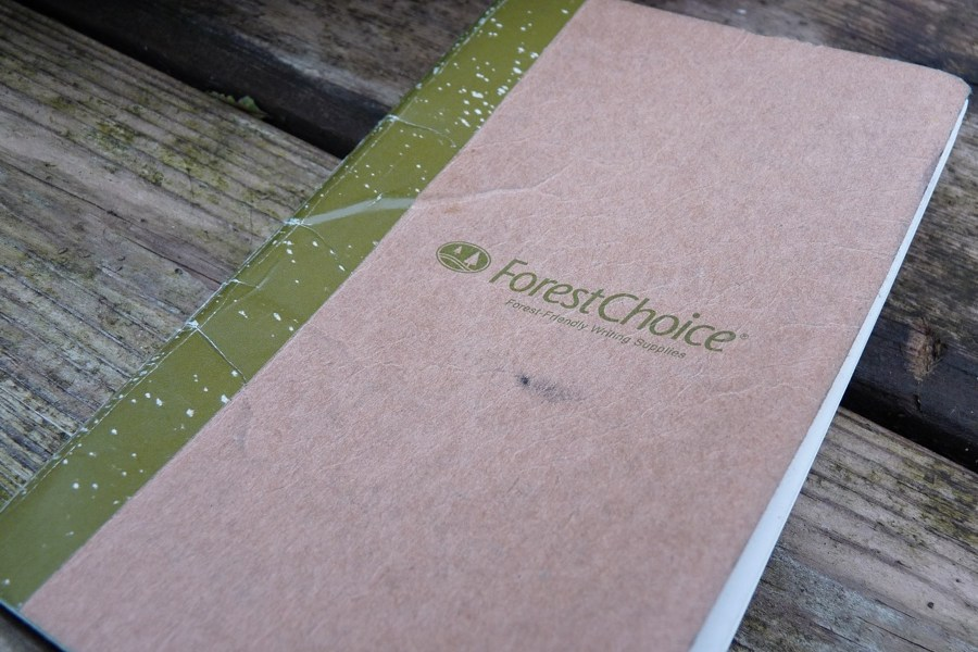 Forest Choice Medium Flex front cover