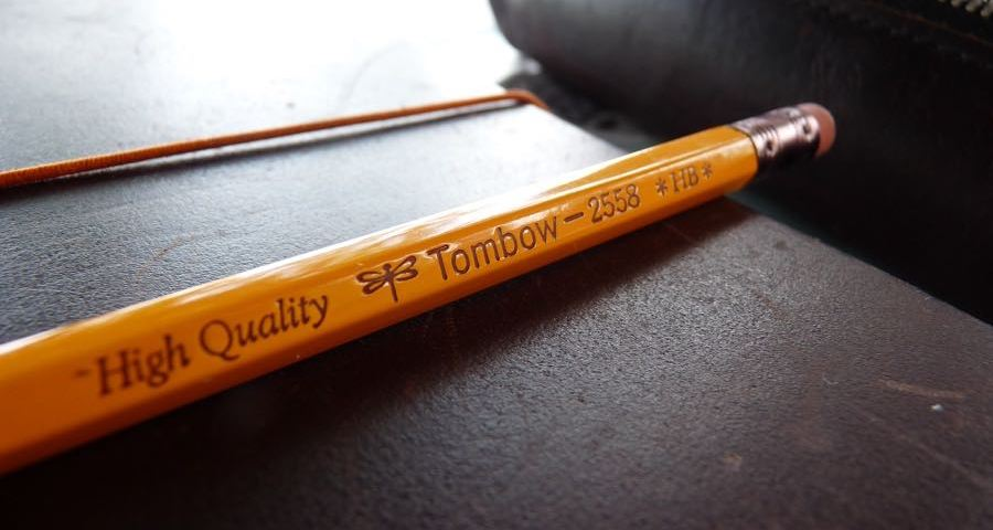 Tombow 2558 review