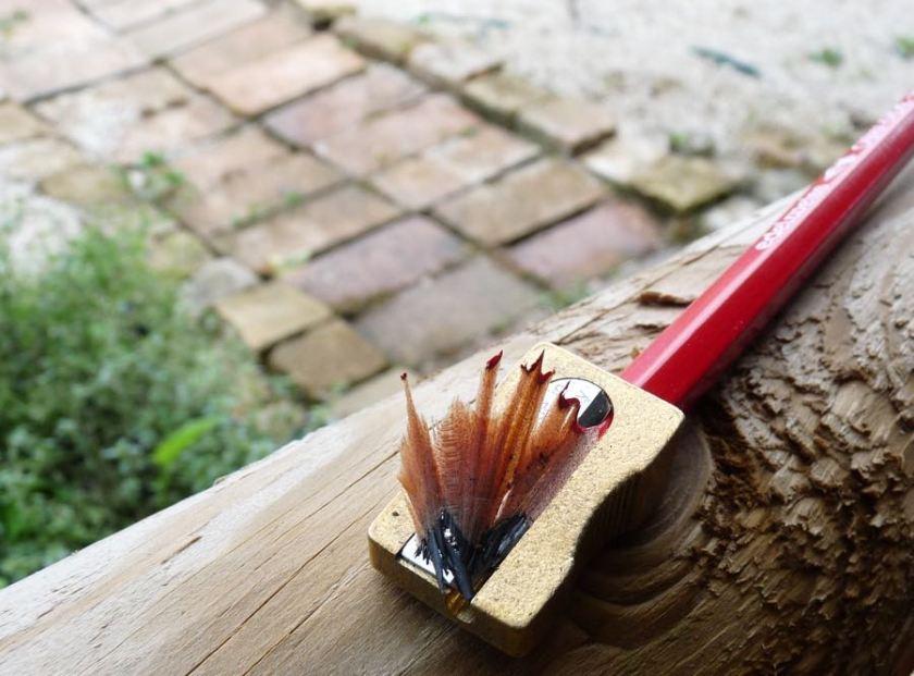 Caran dAche Edelweiss sharpening