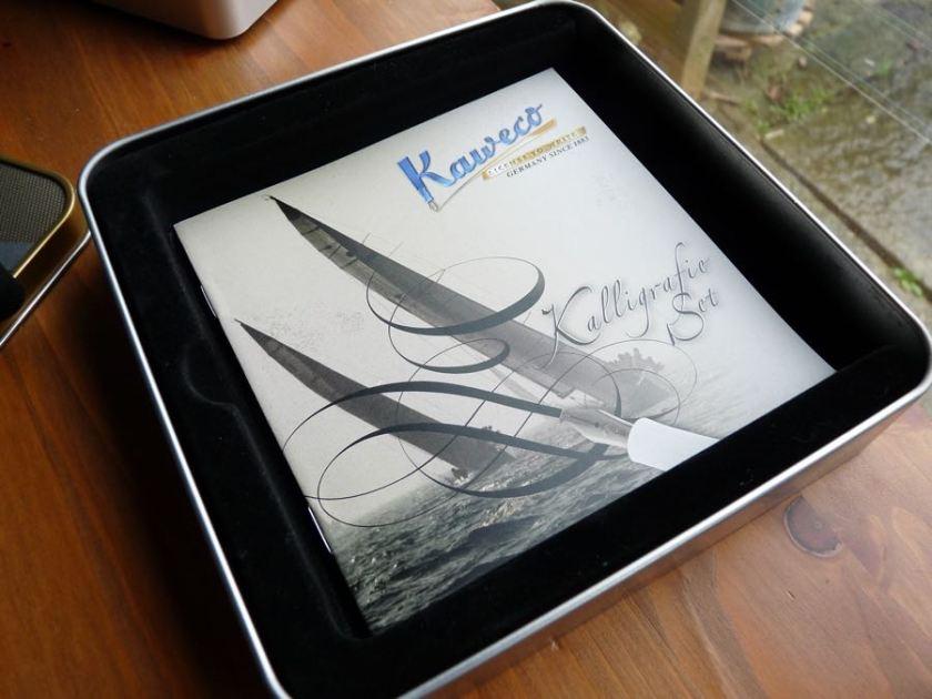 Kaweco Calligraphy Set review