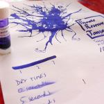 Private Reserve Tanzanite Ink Review