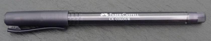 Faber-Castell CX Colour review
