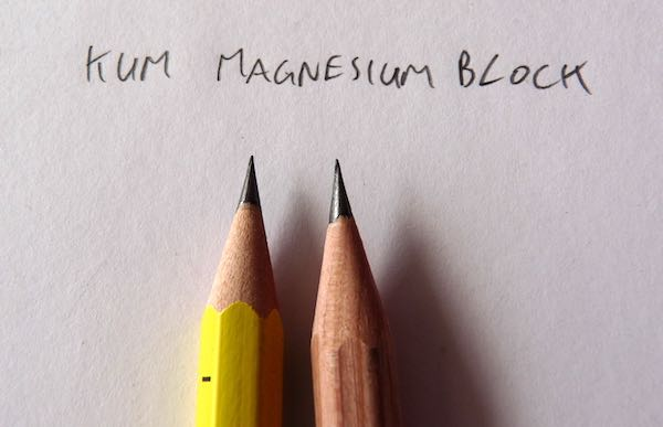KUM Magnesium block points