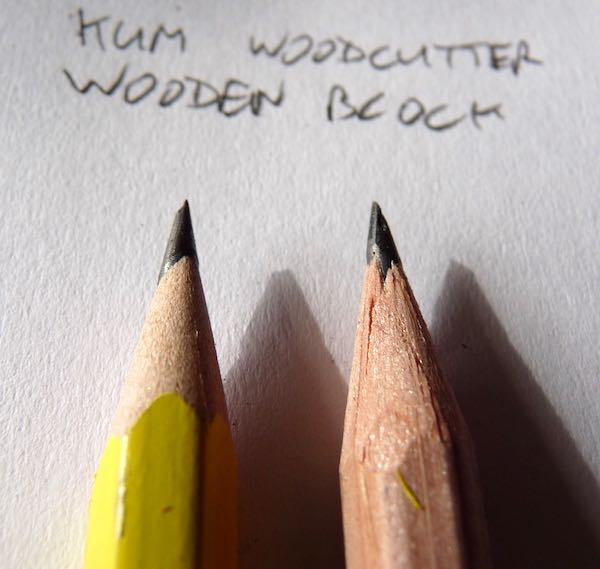 KUM Woodcutter points