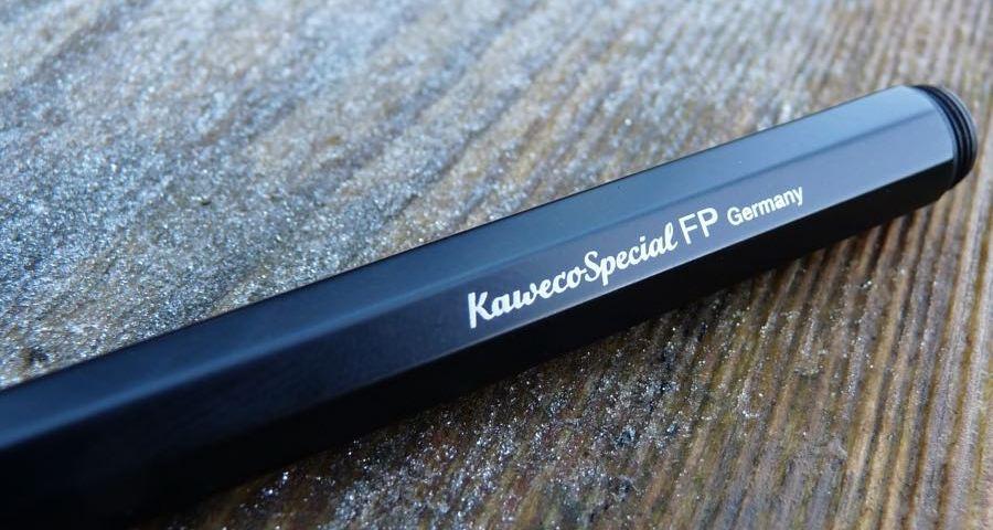 Kaweco AL Special fountain pen branding