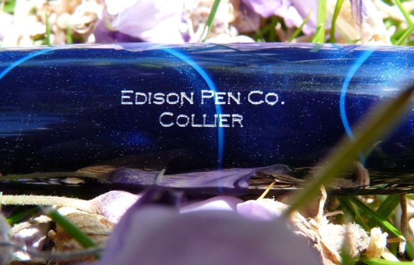 Edison Collier branding