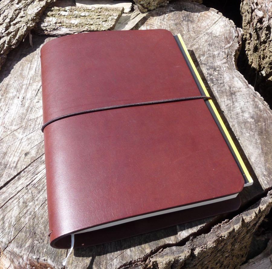 Start Bay notebook closed