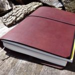 Start Bay Notebook Cover Review and Giveaway