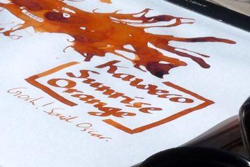 Kaweco Sunrise Orange featured