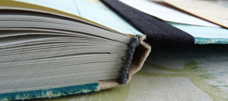 Studio Tartuensis Notebook binding