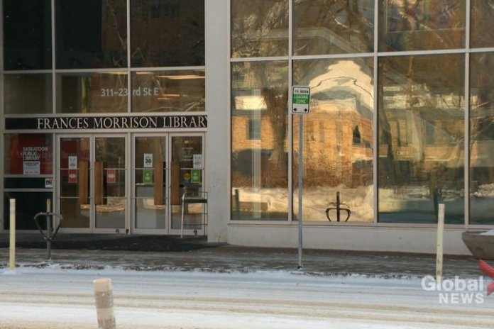 Saskatoon Public Library offering walk-up social support services