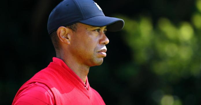 Tiger Woods seriously injured in rollover crash