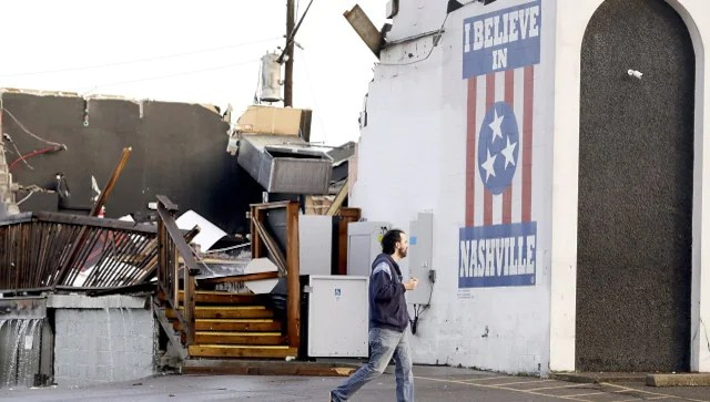 A year after catastrophic Nashville tornado, music club owners set sights on reopening