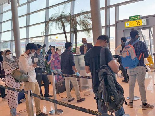 COVID-19: Abu Dhabi updates 'Green List' of places that exempts passengers from quarantine upon arrival