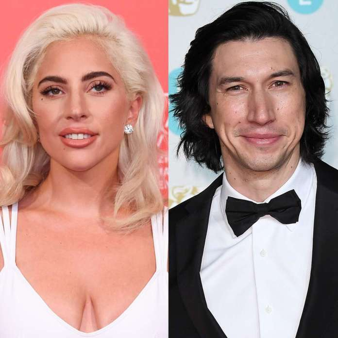 See the First Look at Lady Gaga & Adam Driver in House of Gucci