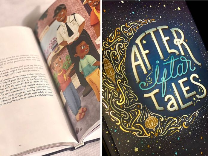 'After Iftar Tales' was designed to fill the space between iftar and evening prayers with a meaningful bonding period between parents and kids, and communities spending Ramadan together but apart